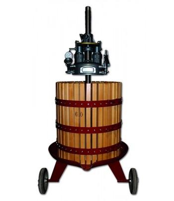 Prensas hidráulicas manuales para uvas