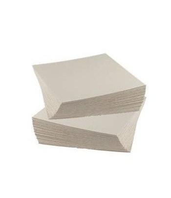 Placas 20 x 20 cartones filtrantes de alta calidad