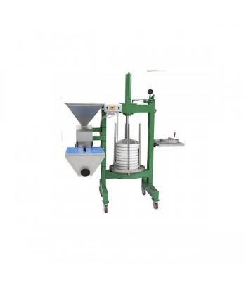 Molino - batidora - prensa para hacer aceite de oliva