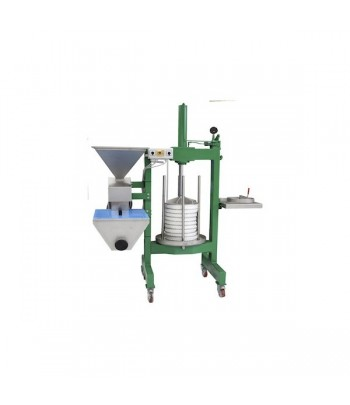 Moulin - bateusse - presse pour fair huile olive