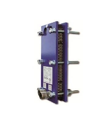 Intercambiadores de placas desmontables de acero INOX