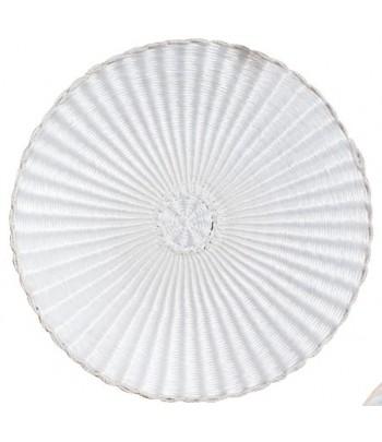 Capachos sin bolsa o forro lateral sin agujero central para prensar aceitunas